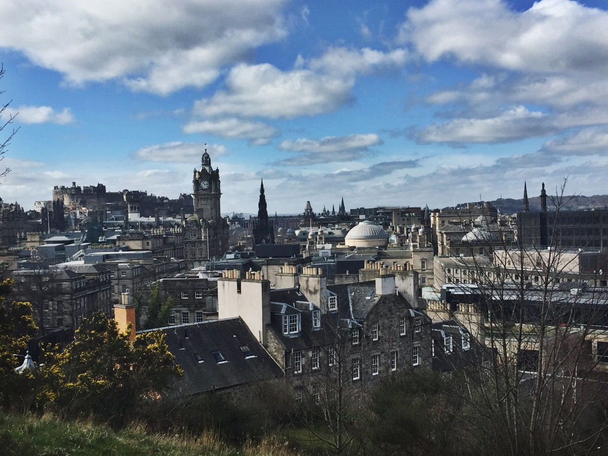 Edinburgh // Places and Things ToDo