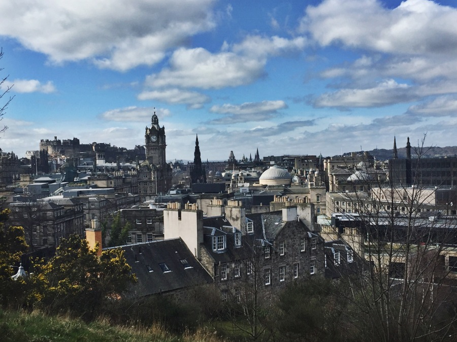 Edinburgh // Places and Things To Do