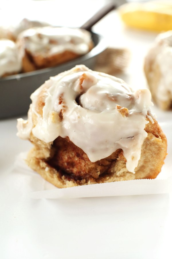Procrasti-baking: Cinnamon Rolls