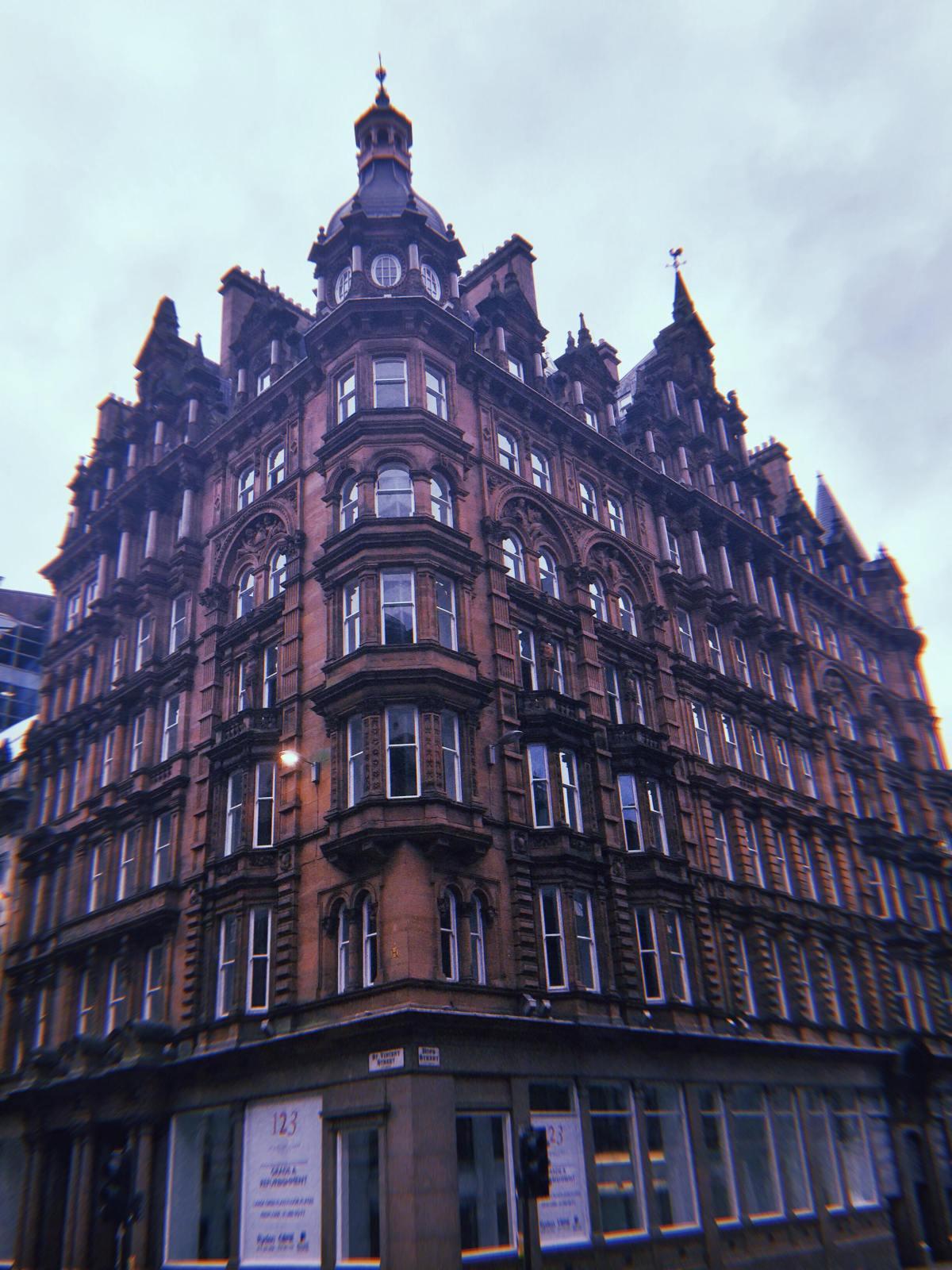 21 in Glasgow